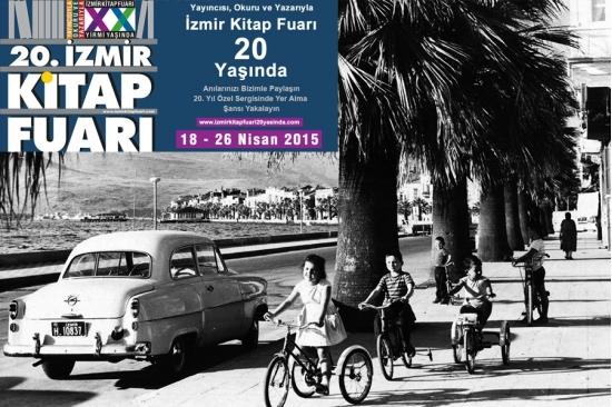 İzmir Kitap Fuarı 20. Yaşını Kutluyor!